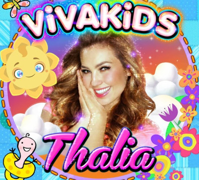 Especial Viva Kids con Thalía por Televisa
