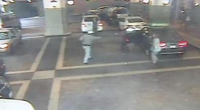 Video del asalto al suegro de Daniel Bisogno