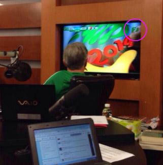 Joaquin l pez d riga viendo tv azteca tv y espect culos for Espectaculos televisa recientes