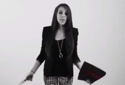 Danna Paola promueve prueba de VIH