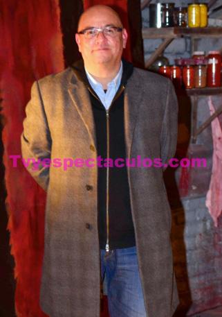 Feliz cumpleaños a Víctor Trujillo
