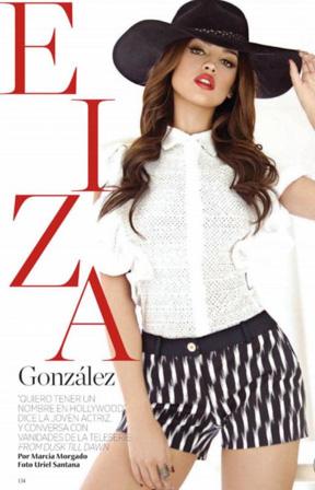 8b1576ea8d Además se incluye una entrevista donde Eiza González compartió sus próximos  planes laborales y nuevamente aclaró que no tiene novio en la actualidad.