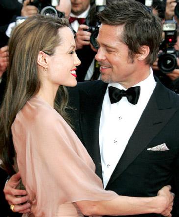 Se casaron Brad Pitt y Angelina Jolie