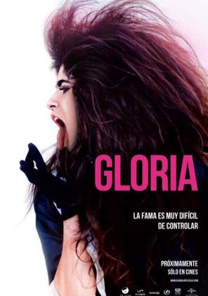 Estreno de la película Gloria 30 de octubre