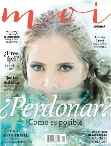 Gloria Trevi en Revista Moi