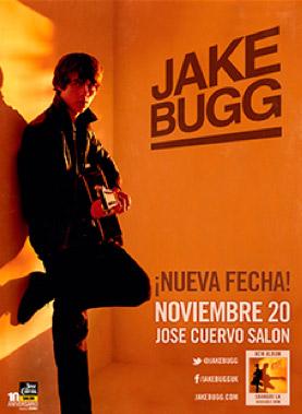 Jake Bugg en José Cuervo