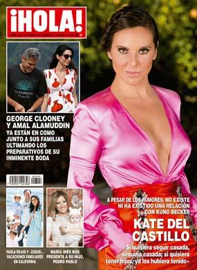 Kate del Castillo en Hola