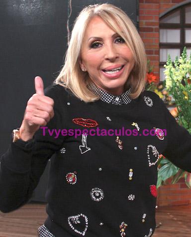 Laura Bozzo estrena programa en Televisa
