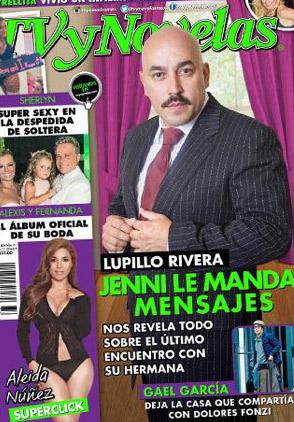 Lupillo Rivera habla sobre su último encuentro con Jenni Rivera