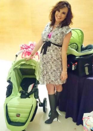María José embarazada