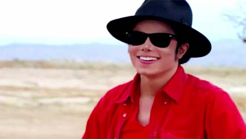 Video A place with no name de Michael Jackson