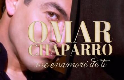 Me enamoré de ti Nuevo sencillo de Omar Chaparro