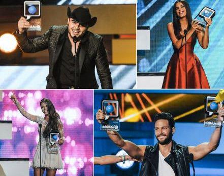 Ganadores de Premios Tu Mundo