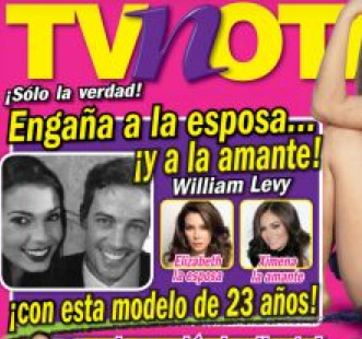 Noticia William Levy en Tv Notas