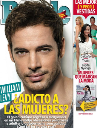 William Levy en portada de People en español
