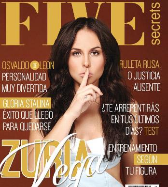 Zuria Vega en Five Secrets
