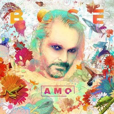 Amo Nuevo disco de Miguel Bosé