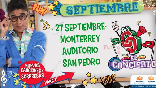 La CQ en Monterrey