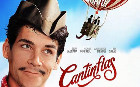 Película Cantinflas cartel