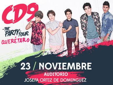 CD9 en Querétaro