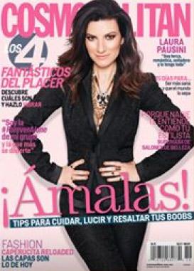 Cosmopolitan Laura Pausini