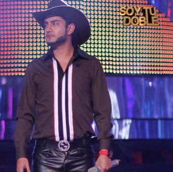 Daniel Riolobos como Gerardo Ortiz