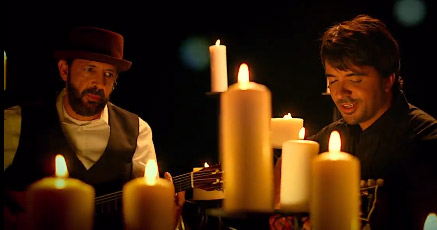 Luis Fonsi y Juan Luis Guerra en video Llegaste Tú