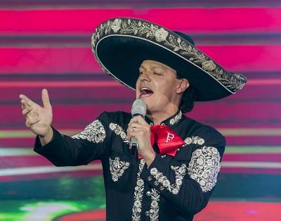 Fiesta mexicana 15 de septiembre por el canal de las estrellas
