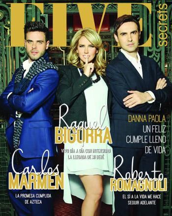 Raquel Bigorra en Five Secrets
