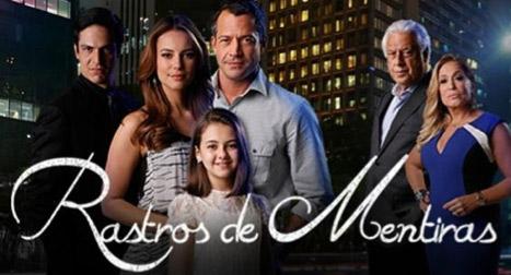 Estreno de Rastros de mentiras por Tv Azteca 22 de septiembre