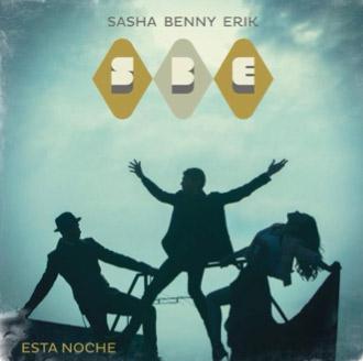 Portada Esta Noche de Sasha, Benny y Erick