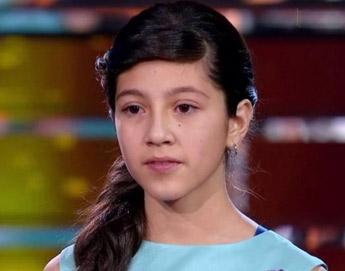 Ximena expulsada de La Academia Kids