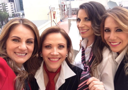 Conductoras de Pasillo TV