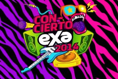 Concierto EXA 2014 el 19 de octubre en el Foro Sol