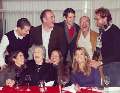 Familia de Gabriel Soto
