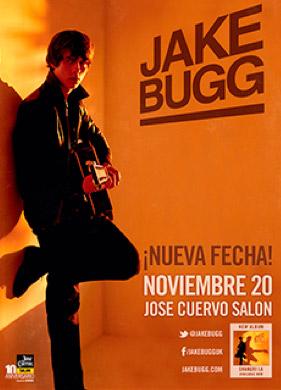 Jake Bugg en Mexico