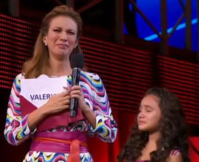 Valeria y Alison expulsadas de La Academia Kids