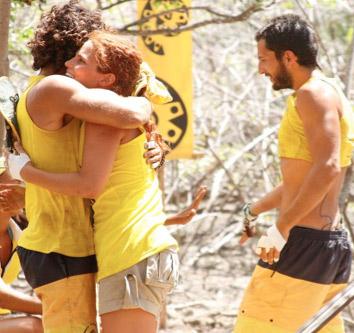 Semifinalistas de La Isla