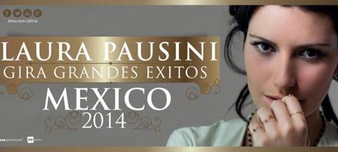 Laura Pausini Tour 2014 México