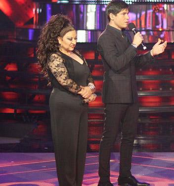 Lupita Sandoval en Soy tu doble