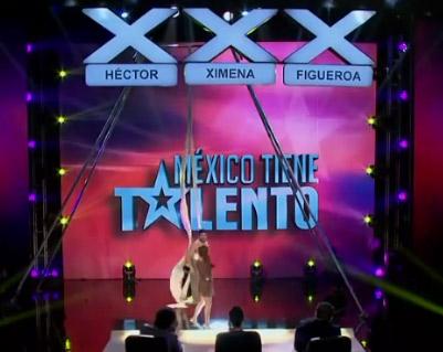 Primer programa México tiene talento