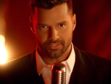 Ricky Martin Video Adiós