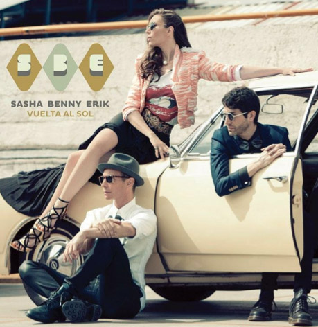 Firma de autógrafos de Sasha Benny y Erik en Ciudad de México