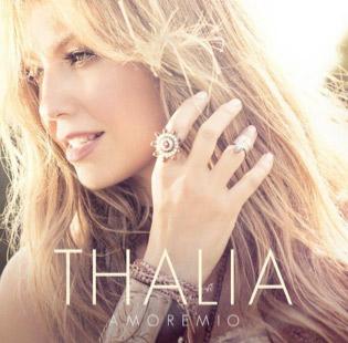 Thalía portada Amore Mio