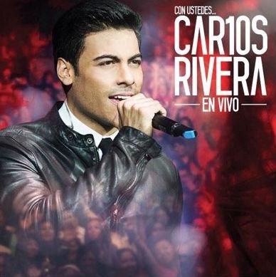 Carlos Rivera 14 de febrero en Teatro Metropolitan