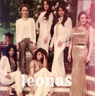 Las Leonas de Tv Azteca
