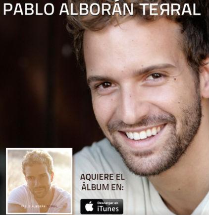 Terral Lo nuevo de Pablo Arborán