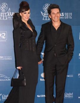Fran Meric y Raúl Sandoval esperan bebé