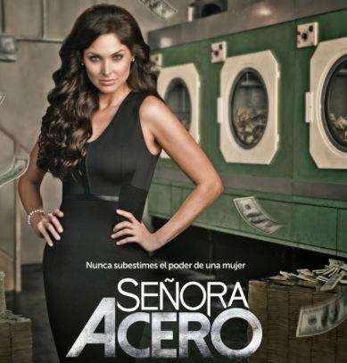 Imagen promo Señora Acero