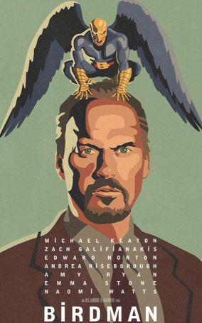 Hoy estreno de Birdman en México